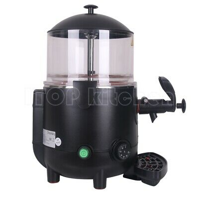 5L Commercial Hot Chocolate Dispenser Hot Drinks Tea Coffee Beverage Machine CE • 223.79£