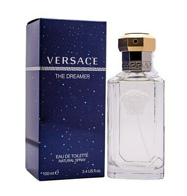 View Details Dreamer By Versace EDT Cologne For Men 3.4 Oz Brand New In Box • 27.21$