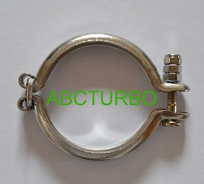 $ CDN17.20 • Buy Turbocharger Turbo V-band Clamp 73mm 2.87  Toyota Bmw Saab Ct2 Ct9 Td04 Td04hl