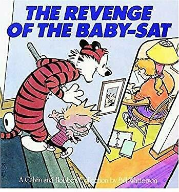 £3.09 • Buy Calvin And Hobbes. The Revenge Of The Baby-Sat Paperback WATTERSON BILL
