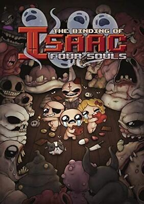 AU75.71 • Buy The Binding Of Isaac Four Souls Card Game