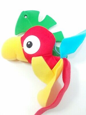 £8.99 • Buy Fisher Price Rainforest Mobile Peek-a-boo Part Leaf Toy Parrot Rain Forest