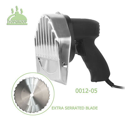 Electric Kebab Cutter Slicer Meat Knife Doner Shawarma One Extra  Serrated Blade • 115.13£
