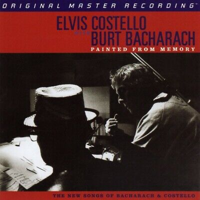 £40.99 • Buy Elvis Costello With Burt Bacharach - Painted From Memory CD UDSACD2193