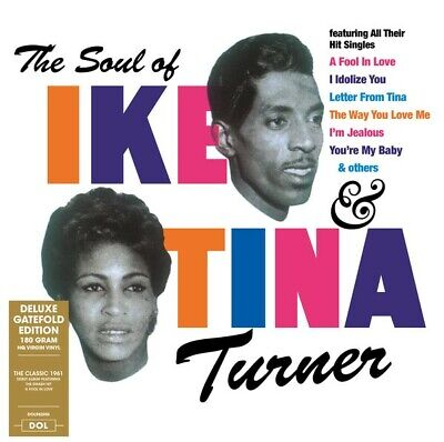 Ike And Tina Turner - The Soul Of Ike And Tina Turner Deluxe Gatefold Edition  • 17.99£