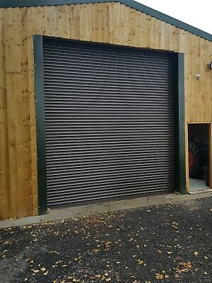 £108.91 • Buy High Quality Shopfront Roller Shutters - All Sizes Available - Rental