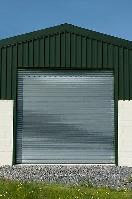 £36.08 • Buy New High Quality Shopfront Steel Roller Shutters - Powder Coated - Weekly Rental