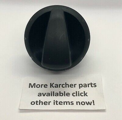 £4.98 • Buy Karcher K2 Pressure Washer Control Knob On/Off Switch Dial Button 5.322-039.0