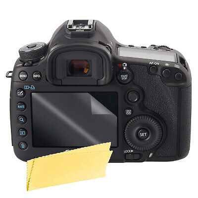 AU11.54 • Buy Pack Of 3 Camera Screen Protector Film For Canon IXUS 135 (2.7 )