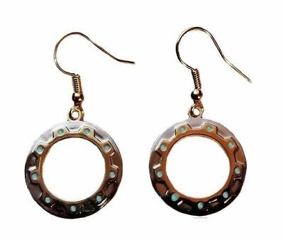 Xena Warrior Princess Chakram French Wire Earrings  • 8.81£