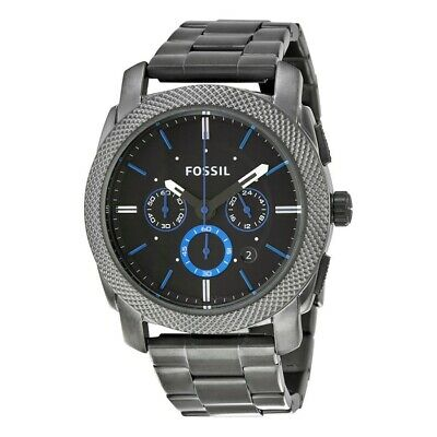 View Details Mens Fossil Machine Chronograph Watch FS4931 • 89.99£