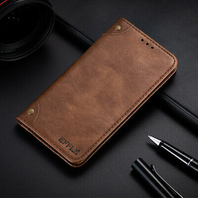 AU10.82 • Buy For Sony Xperia XA1 Ultra Stand Slot Wallet Cover 6.0'' Pu Leather Phone Case