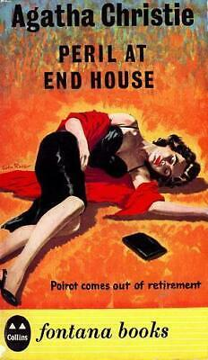 £3.43 • Buy PERIL AT END HOUSE Agatha Christie