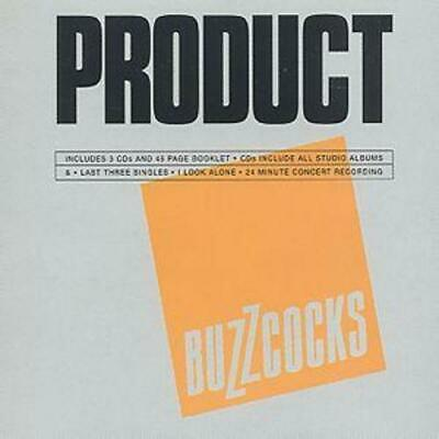 £15.81 • Buy Buzzcocks : Product CD 3 Discs (1995) Highly Rated EBay Seller Great Prices