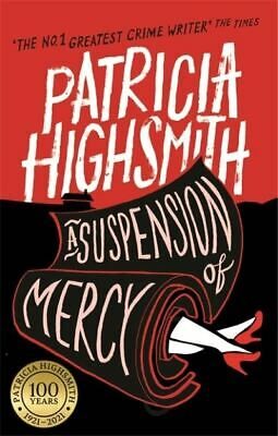 Virago Modern Classics: A Suspension Of Mercy By Patricia Highsmith (Paperback) • 2.03£