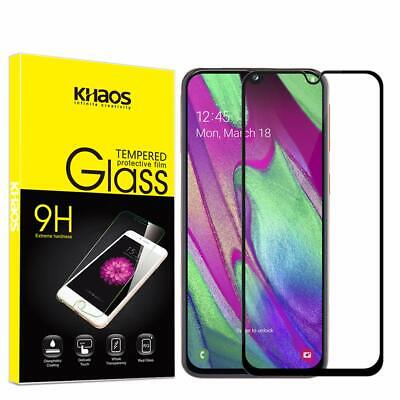 AU4.49 • Buy Full 9H Tempered Glass Screen Protector For Samsung Galaxy A42 A11 A20 A31 A51