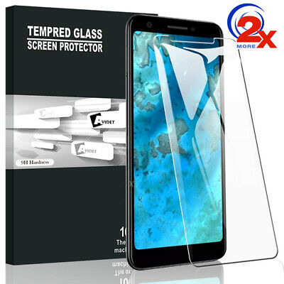 AU4.99 • Buy 2x 9H Tempered Glass Screen Protector For Google Pixel 5 / Pixel 4A / Pixel 4 XL