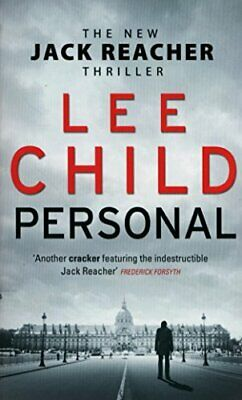£3.10 • Buy Personal Jack Reacher 19 By Lee Child