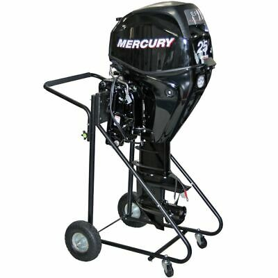 AU202.68 • Buy 315lb 115hp Outboard Boat Motor Stand Carrier Cart Dolly Folding