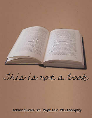 This Is Not A Book By Michael Picard (Quid Publishing HB, 2007)  • 8£