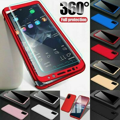 £1.95 • Buy Case For Samsung Galaxy S21 S20 S10 Plus Cover 360 Luxury Thin Shockproof Hybrid