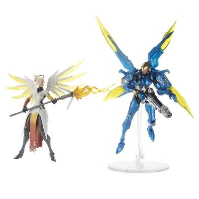 AU40 • Buy Overwatch -  Pharah And Mercy 6  Ultimates Series Dual Pack Collectible Action F