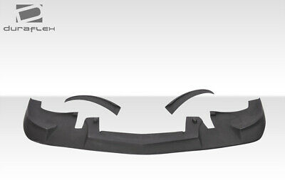 05-13 Chevrolet Corvette C6 Duraflex ZR Front Lip Splitter (Base Model) 114610 • 101$