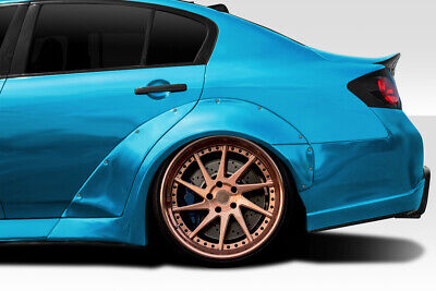 $183 • Buy 02-07 Impreza WRX STI Duraflex WRC Look Wide Body 50MM Rear Fender Flares 114819