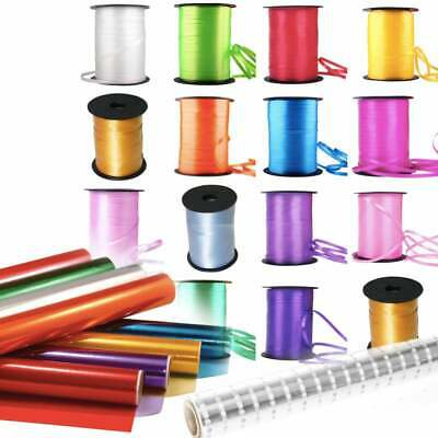 30 Meter Curling Foil Balloon String Ribbons Tie Wedding Wrapping Gifts Decorati • 2.99£