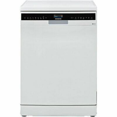 View Details Siemens SN258W06TG IQ-500 A+++ Dishwasher Full Size 60cm 14 Place White New • 769.00£