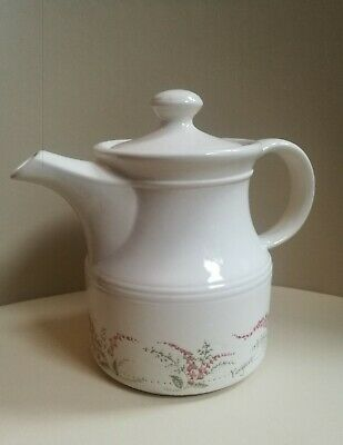 £6 • Buy Biltons Foxglove Coffee/tea Pot Red Green Floral Pattern In Excellent Condition