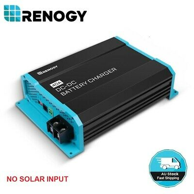 AU199.99 • Buy Renogy 40A 12V DC To DC Battery Charger Lithium AGM Gel Dual Battery Maintainer