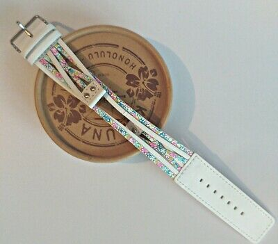 £3.99 • Buy KAHUNA  15MM LUG High Quality Womens Replacement Leather  Watch Strap