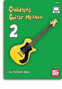 William Bay: Children's Guitar Method: Guitar: Instrumental Tutor • 12.99£
