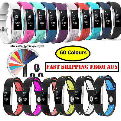 AU13.99 • Buy Fitbit Charge 2 Band Various Luxe Replacement Wristband Watch Strap Bracelet AUS