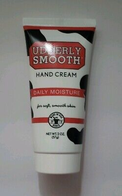 AU9.01 • Buy 2 Pack Udderly Smooth Hand Cream Daily Moisture Skin Care Travel Size 2oz New