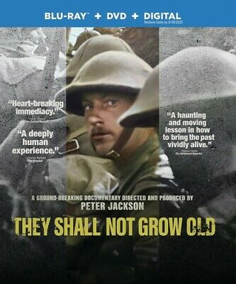 $24.73 • Buy They Shall Not Grow Old - 2 DISC SET (REGION A Blu-ray New)