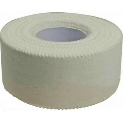 Zinc Oxide Multi Sports Training Strapping Exercise/fitness Tapes White Tearable • 6.49£