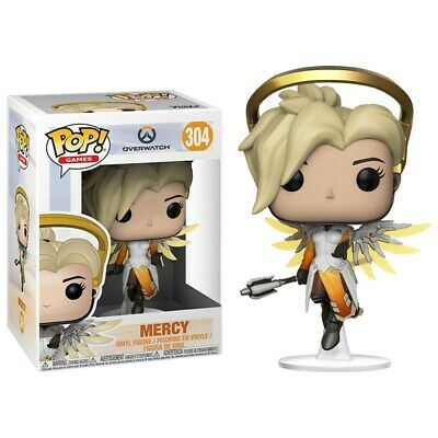 AU22.98 • Buy Overwatch - Mercy Pop! Vinyl