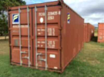 AU4000 • Buy Shipping Containers 20&40 Foot
