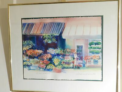 $ CDN376.40 • Buy A Taste Of Roswell By Cantrell Original Watercolor