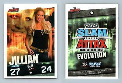 Jillian - WWE Slam Attax Evolution 2009 Topps TCG Card • 0.99£