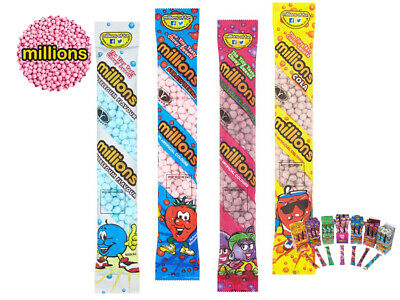 £1.89 • Buy Millions Kids Retro Sweets Wedding Favours Birthday Party Filler Bags Treats