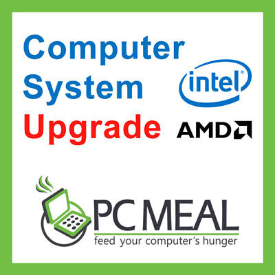 AU35 • Buy PCMeal Computer System MotherBoard Upgrade Intel H370 To Z370