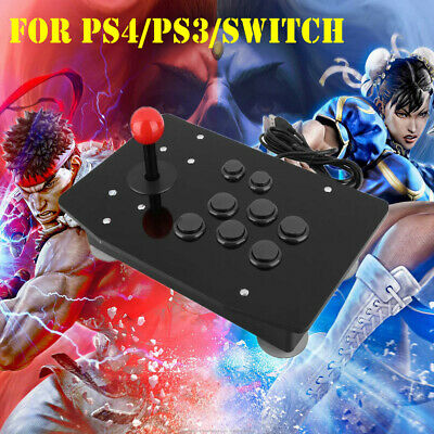 AU62.95 • Buy PC/PS4/PS3/Switch/Mac USB Fighting Stick Arcade Controller Gamepad Game Joystick