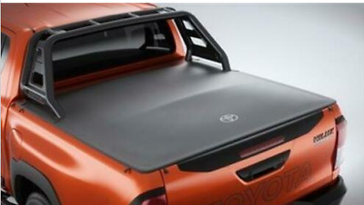 AU355 • Buy Toyota Hilux Tonneau Cover Rugged Rugged X Only From July 15 New Genuine