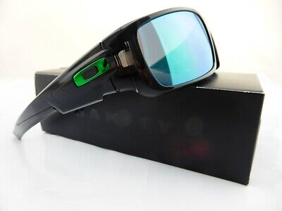 AU159 • Buy Oakley CRANKSHAFT Sunglasses Black Ink - Jade Iridium Lens 9239-02