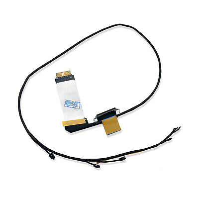 $22.50 • Buy LVDS LCD Display EDP Video Cable For Lenovo DC02001X810 900-13ISK2 YOGA 4 80MK