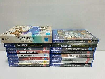 AU39 • Buy Good Condition PS4 Games ✔✔✔Combined Postage ✔✔✔