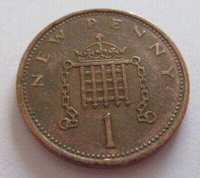 £2 • Buy 1971 New Penny - RARE - 1p Coin - British New Penny - Collectable Coin